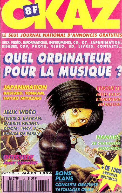13 - Mars 1994