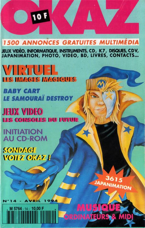 14 - Avril 1994