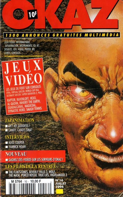 16 - Juillet 1994