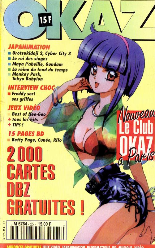 25 - Mai 1995
