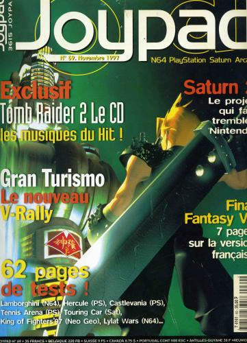 69 - Novembre 1997