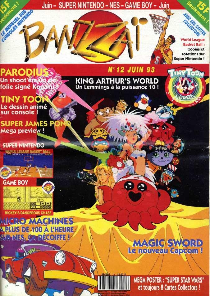 12 - Juin 1993
