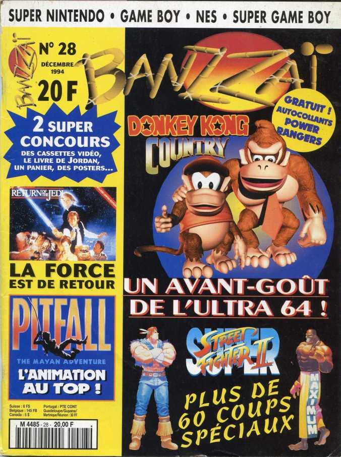 28 - Décembre 1994