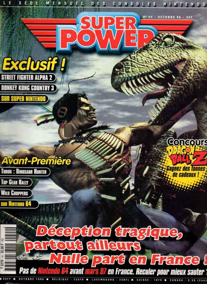 44 - Octobre 1996